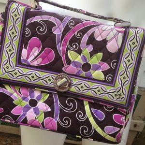 Handbags - Vera Bradley Purse